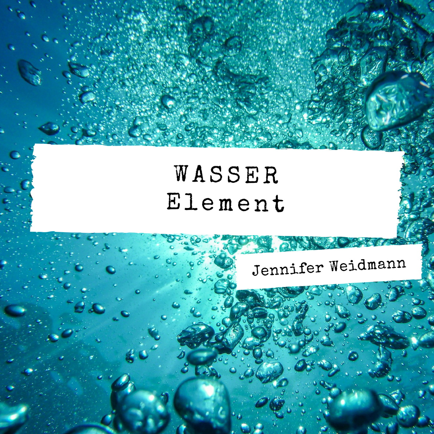 cd cover wasser element rune