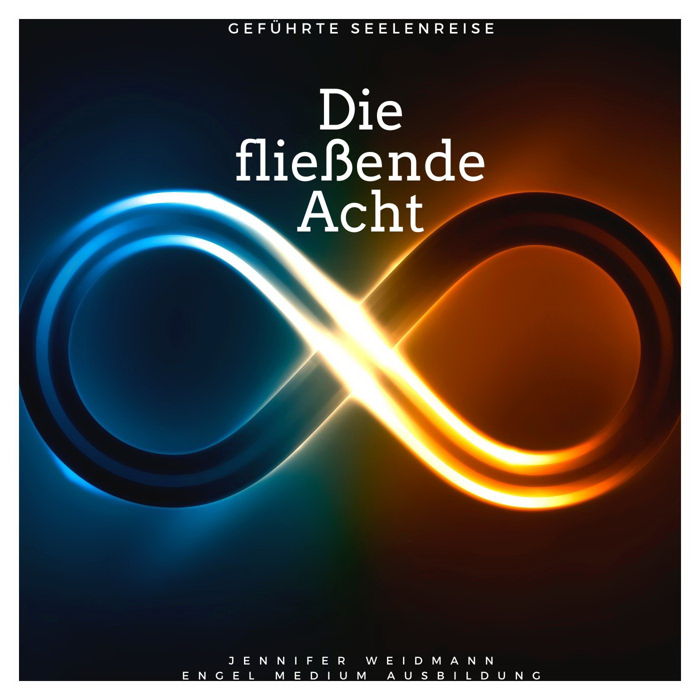 cd cover fliessende Acht